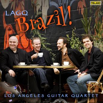 洛杉矶吉他四重奏之brazil元素